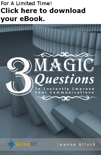3 Magic Questions